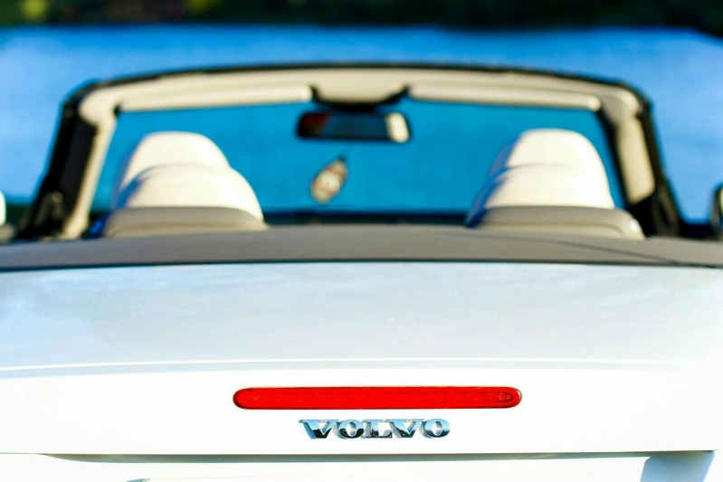 Кабриолет Volvo
